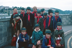 Cubs, Scouts & Guides