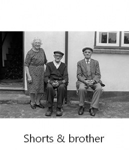 Shorts-brother